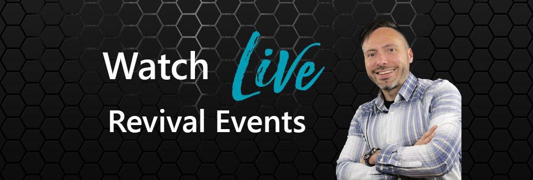 Live revival banner